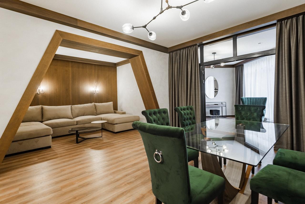 Апартамент Комфорт Плюс